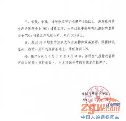 3月20日钢市早报:多家钢厂限产文件曝光!钢价震荡趋强